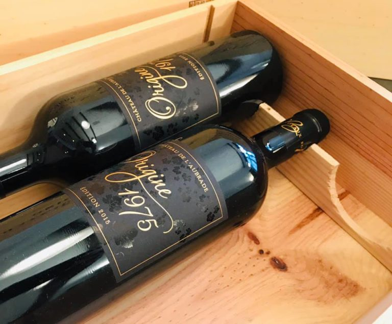 Vignoble Lobre - caisse origine