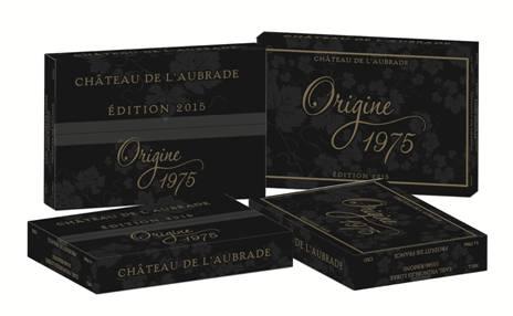 Vignobles Lobre - carton origine